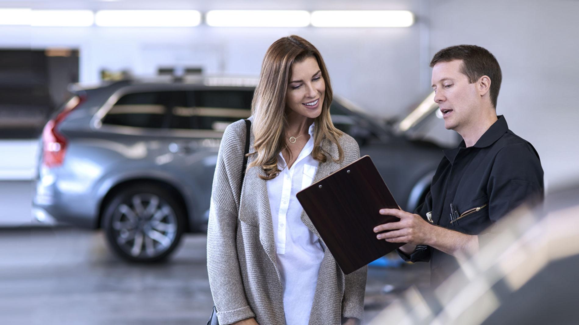 Програма лояльності для <br/> постгарантійних авто Volvo